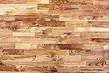 wodewa Holz Wandverkleidung Vintage Optik I 1m² Nachhaltige Echtholz Wandpaneele Moderne Wanddekoration Holzverkleidung Holzwand Wohnzimmer Küche Schlafzimmer V002