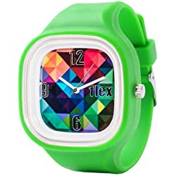 Flexwatches Prism green