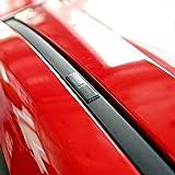 4 x Neue Wiedereinbau-Dachträger-Zahnstange-Formteil-Klipp-Abdeckung für Mazda 2 3 5 6 CX7