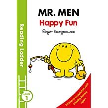 READING LADDER (LEVEL 1) Mr Men: Happy Fun