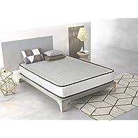 Imperial Confort- Colchón Basic - 90 x 190 x 15 cm - Color blanco