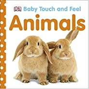 Baby Touch and Feel: Animals (Baby Touch and Feel (DK Publishing))