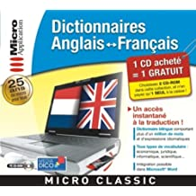 Dictionnaires A/F [Import]