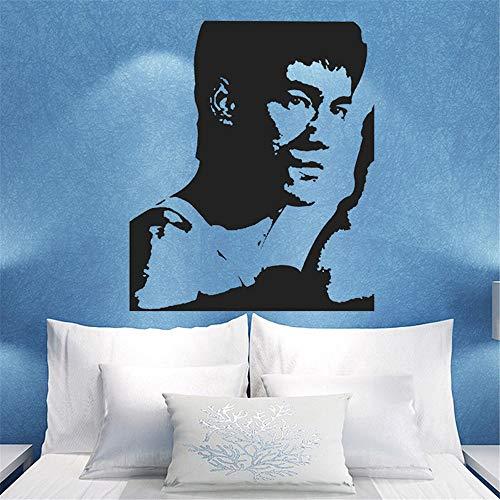 lyclff Abnehmbare Vinyl Aufkleber Retro Auto PassageWandbild Kinder Jungen Kinderzimmer Wohnkultur Wand Sticke ~ 1 34X42 cm