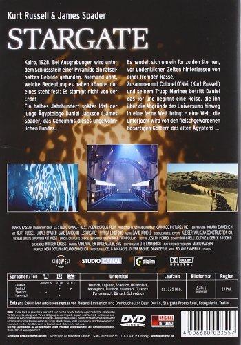 Stargate - Directors Cut: Alle Infos bei Amazon