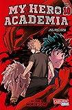 My Hero Academia 10: Die erste Auflage immer mit Glow-in-the-Dark-Effekt auf dem Cover! Yeah!