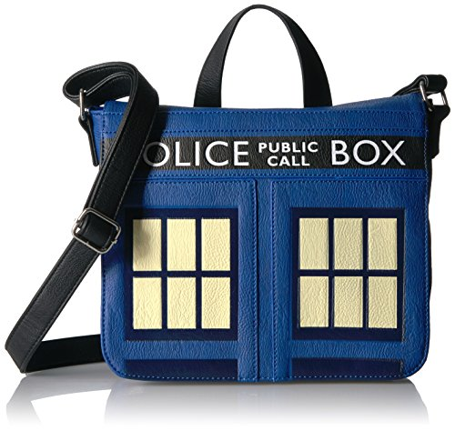 Women's Doctor Who TARDIS Hand Bag