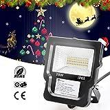 Anten LED Projecteur 70W IP65 Blanc Froid 6500K 6000LM Lumière d'inondation/ Lampe /LED Spot Eclairage pour extérieur, intérieur,étanche Lumière de sécurité Imperméable