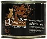 Catz finefood Purrrr No. 109 Schwein