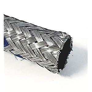 Gates 1 m x /Ø 12 mm Kraftstoffschlauch Benzinschlauch Dieselschlauch Schl/äuche Verst/ärkt mit Gewebe Gewebeeinlage Textileinlage Benzin Diesel 3225