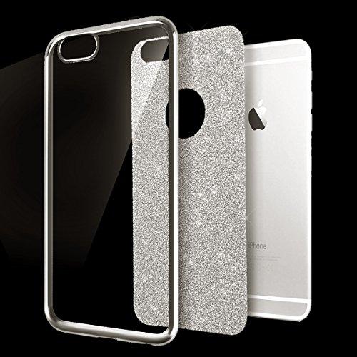 custodia iphone x con brillantini