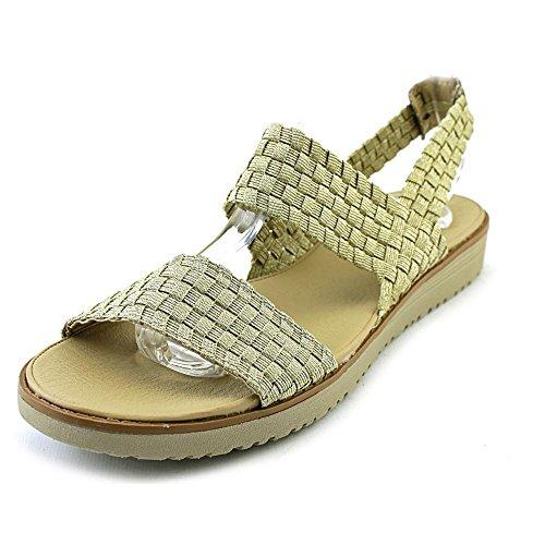 giani-bernini-sadiee-damen-us-8-gelb-keilabsatze-sandale