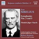 Sibelius : Symphonies n� 3 et 5
