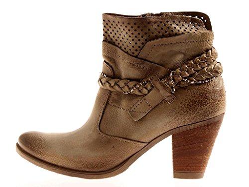 Mjus Bottine en cuir bottine en cuir chaussures en cuir femme bottines PIERRE Pierre