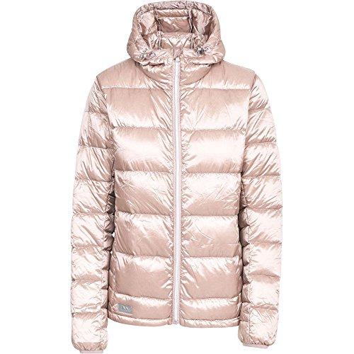 Trespass Womens/Ladies Bernadette Hooded Padded Ultra Lightweight Coat Hooded Lightweight Coat