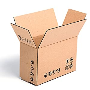 envios economicos: (x30) Cajas de Cartón 23x11x16 cms (Cajita económica) Solapa Doble. Ideal caja p...