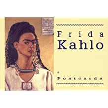 Frida Kahlo Postcard Book (Collectible Postcards) by Frida Kahlo (1-Oct-1991) Cards