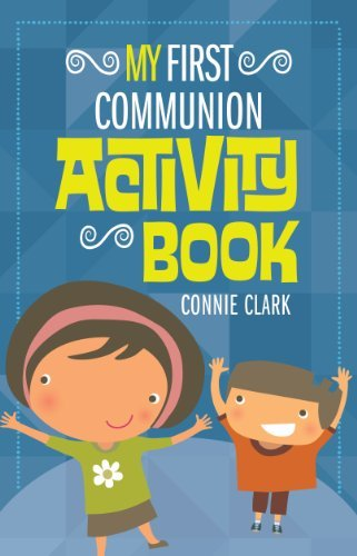 My First Communion Activity Book by Connie Clark (2014-03-21)