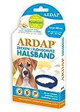 ARDAP Zecken- und Flohschutzhalsband für mittlere Hunde bis 25 kg