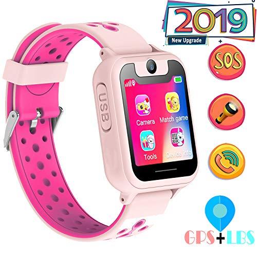 GPS Niños Smartwatch Phone - Tracker Watch Relojes