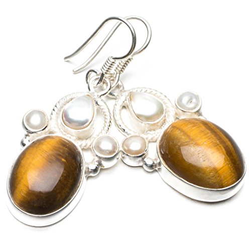 stargemstm-natural-tiger-eye-and-river-pearl-unique-punk-style-925-sterling-silver-earrings-1-3-4