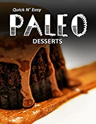 Paleo Desserts by Marriah Smith (2014-01-27)