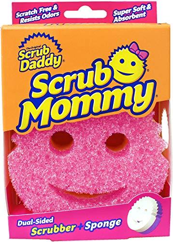 Scrub Daddy esponja doble cara cambia textura esponja