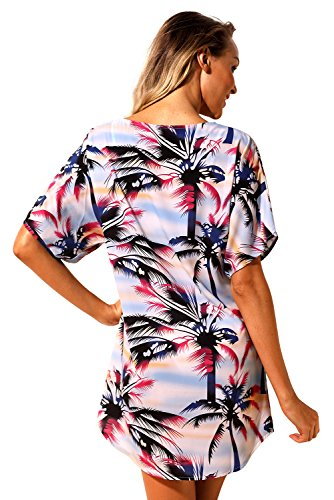 Helana's Secret - Copricostume -  donna Tropical