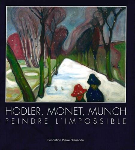 Hodler Monet Munch par