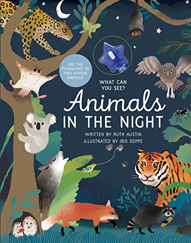 What Can You See? Animals in the Night
