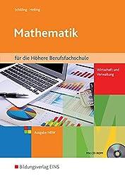 Mathematik für die Höhere Berufsfachschule Wirtschaft und Verwaltung in Nordrhein-Westfalen: Schülerband