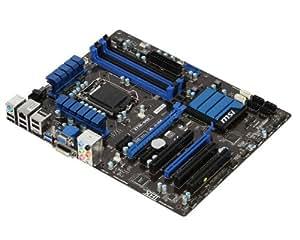 MSI 911-7758-007 Z77A-G43 Carte mère ATX Intel Socket 1155