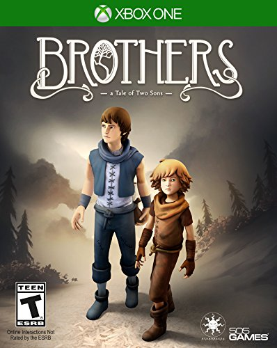 505 Games Brothers: A Tale of Two Sons Xbox One – Juego (Xbox One, Aventura, Starbreeze Studios, T (Teen), ENG, Básico) 51w2twn50WL