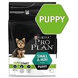 Purina Pro Plan - Comida Seca para Cachorros Pequeños y Mini con Optistart, Sabor Pollo - 3 Kg