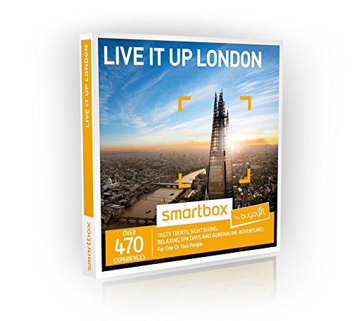 916649816d4d EAN 5055876700092. Buyagift Live it up London Gift Experiences Box ...