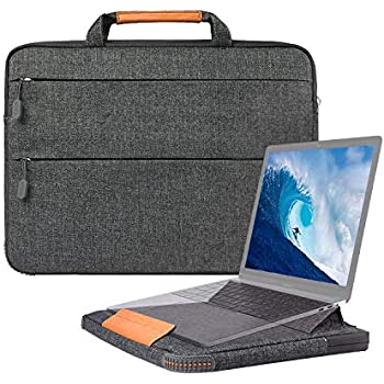 3174f44f158d 13-13.3 Inch Laptop Bag with Stand Function,EKOOS shockproof portable  sleeve case cover for iPad/Ultrabook/Netbook,as Macbook Air/Pro&Surface Pro.