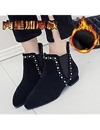 KPHY-La versión coreana del abrasivo botas cortas de las mujeres durante la primavera y