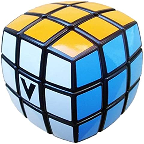 Orbet VCB-3B-NEGRO 3x3x3 Negro Multicolor Cube - pillowed