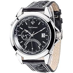 Yves Camani Unisex-Armbanduhr Risette Analog Quarz YC1066-A