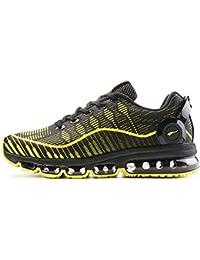 Onemix Air Laufschuhe Herren Straßenlaufschuhe Sneakers mit Luftpolster Turnschuhe Lässige Schuhe Sportschuhe