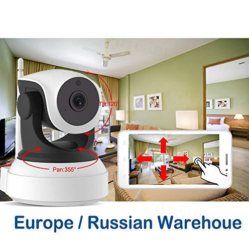 Überwachungskamera Hd WiFi Ip Camera 720p Night Vision Home Secu...