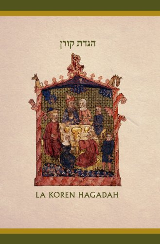 Haggada por Ltd. Koren Publishers Jerusalem