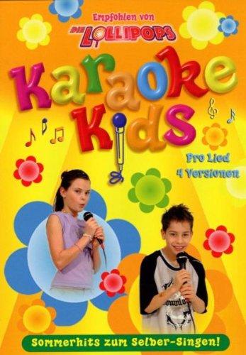 Kinder Dvd Karaoke (Karaoke Kids - Sommerhits zum Selber-Singen!)