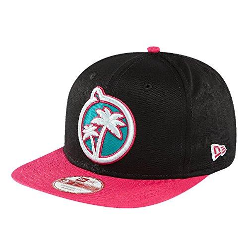 yums-men-caps-snapback-cap-paradise-palm-black-adjustable