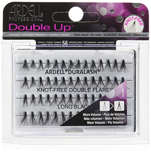 7a17d2290dc Ardell Ciglia Double Up Individuals Knot-Free Long, Nero - 1 paio