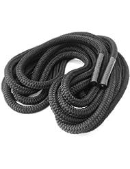 Blackthorn Battle Rope 35d/10m - Schwungseil, Trainingsseil,Fitness Tau, Sportseil