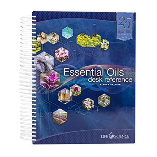 Essential Oils desk reference 8th Edition Englisch (Living Essential öle)