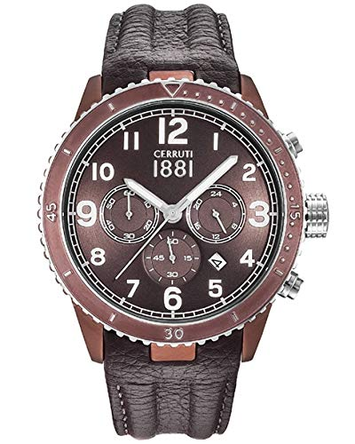 Cerruti Mens Watch CRA104SBR12MBRT-I
