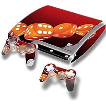 Virano - Pegatina para PlayStation 3 Slim, diseño de coches de colección varios modelos disponibles Casino 10002 PS3 Slim Full Body Skin