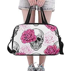 Reopx Skull Rose Flower Party